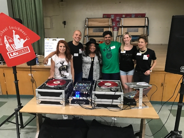 AmRo LA's Best DJ Crew
