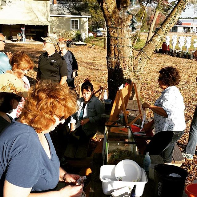 "This past weekends ""soil and seeds"" workshop was a huge success! Get involved!! Learn more @abbyshealthfood or abbysfarm.org #tampa #lutz #communityfarm #local #healthyliving"