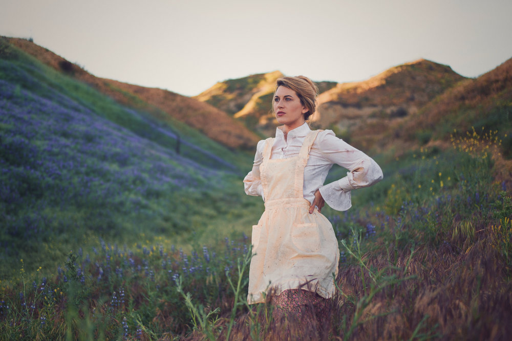 The Prairie - Fashion Modeling