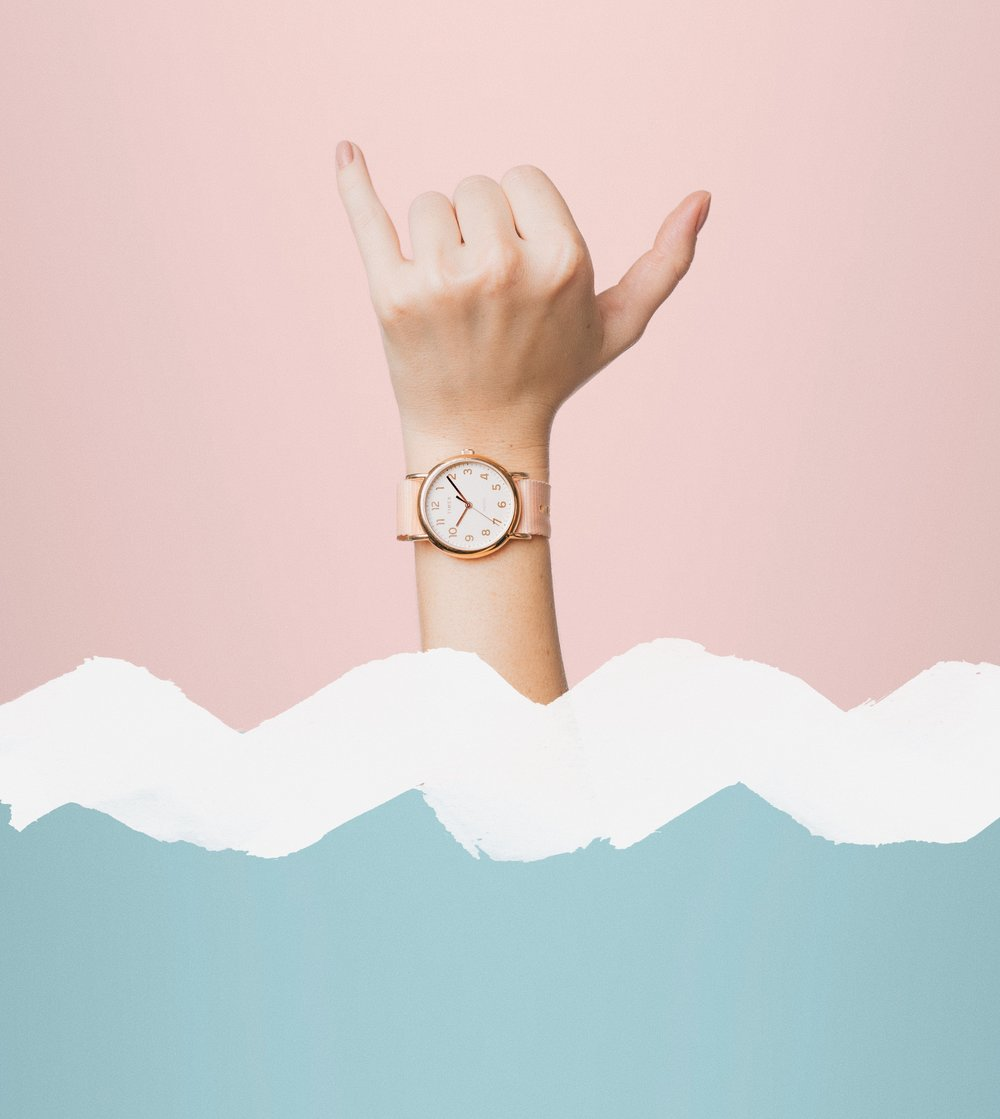 Timex-Weekender/Graphic Design & Photography