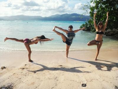 yoga caribbean