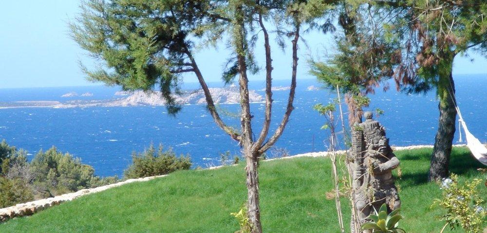 sea view yoga retreat