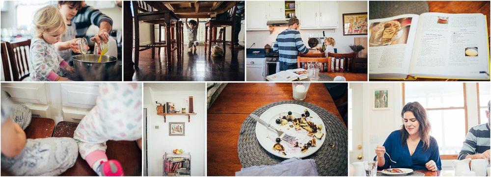 pancakes.documentary.family.photoshoot