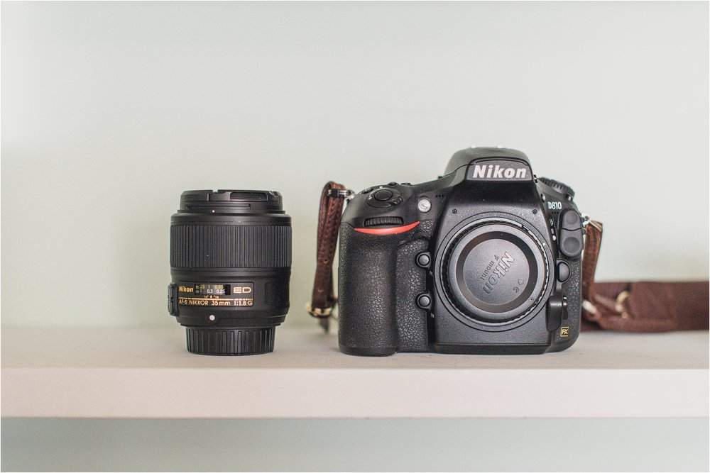 family photographer gear