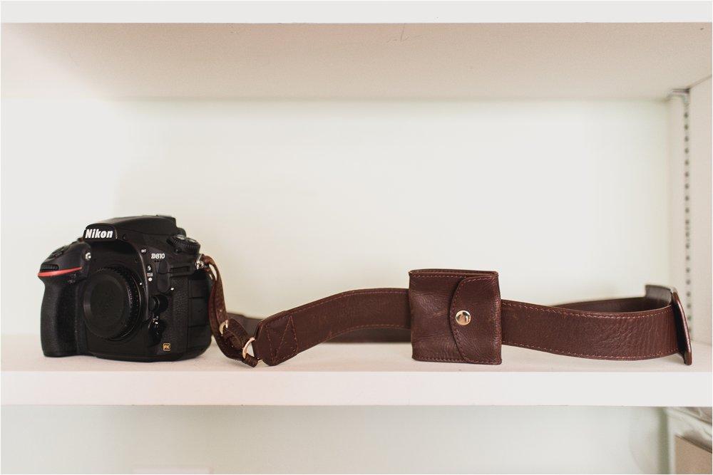 brownleathercamerastrap