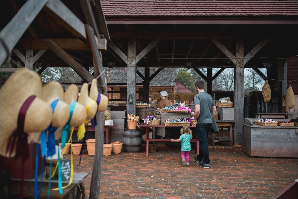 Our Weekend Family Getaway - Guide to Williamsburg with kids