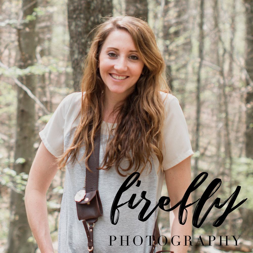 Leah O'Connell - Owner/Photographer, Firefly Photography