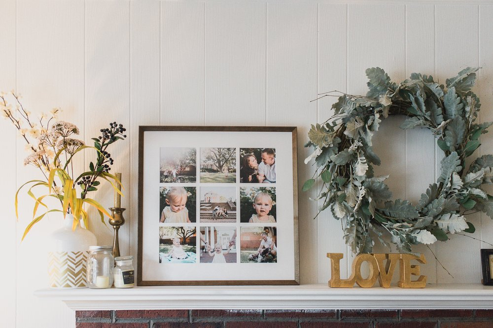 family session in Storyteller Barnwood Frame