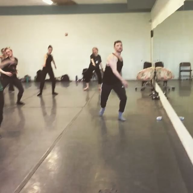 Check out some videos from our recent masterclass with 10 Hairy Legs! What a great group of guys!#dance #10hairylegs #moderndance