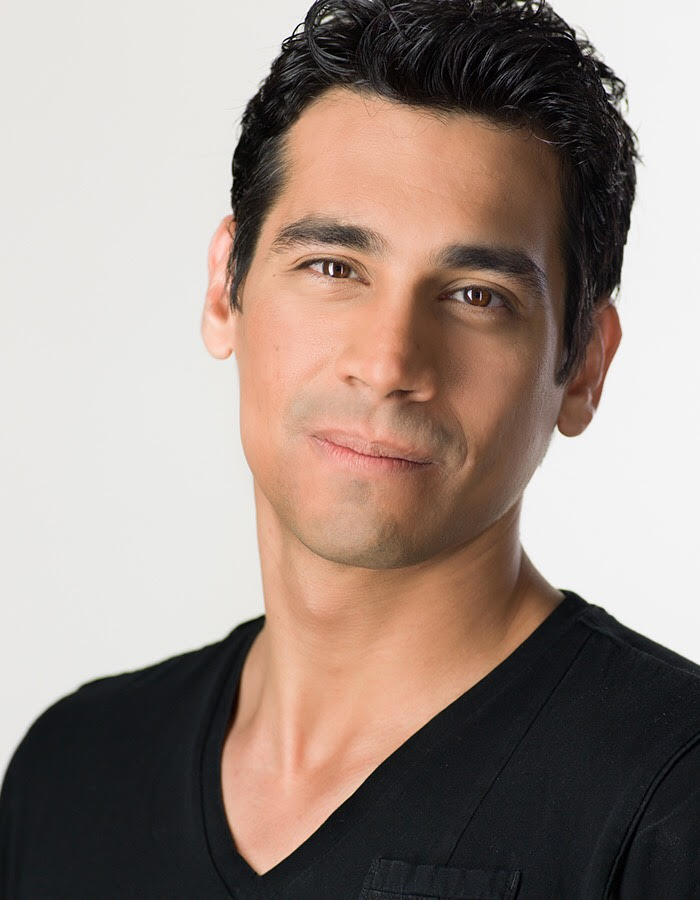 Diego Sosa - Diego Sosa is from Asuncion, Paraguay, where he began his dance training in ballet and other styles. Later, he was awarded a scholarship at the Washington School of Ballet. He then continued to further his professional training by taking classes with several prestigious dancers and teachers in the US, Brazil, Italy, Spain and France. Early in his career, Diego performed three years with the Municipal Ballet of Asuncion and most recently he was a dancer at the Ballet de la Universidad del Norte, the largest and most renowned private institution supporting art in Paraguay. With UniNorte he performed for 10 years in principal roles including Carmen, Coppelia, Don Quixote, Giselle, The Four Seasons, La Bayadere, Le Corsaire, Swan Lake, Sleeping Beauty, The Nutcracker and others. Diego joined the Ballet Theatre of Maryland in 2015 as a Soloist and in 2016 was promoted to Principal. With the Ballet Theatre of Maryland he has performed as the Bluebird in Sleeping Beauty, The White Knight in Alice in Wonderland, King Lot in Excalibur, Spanish Dance and the Nutcracker Prince in The Nutcracker, Aladdin, Romeo in Romeo & Juliet and many others. Diego is currently a freelance dancer working with various companies, artists and galas.