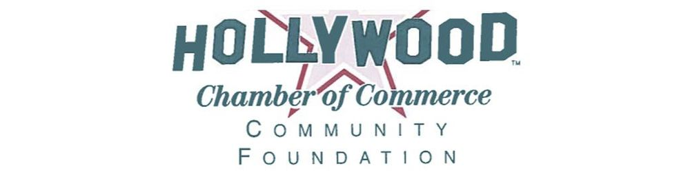 Hollywood Chamber of Commerce Community Foundation Logo