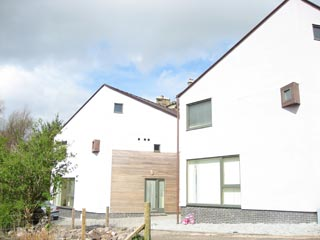 Award winning houses, Kilmacolm