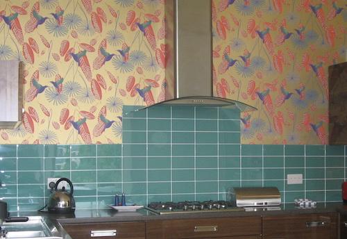 My wallpaper & tiles