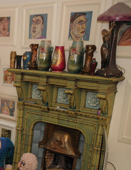 Fireplace collections