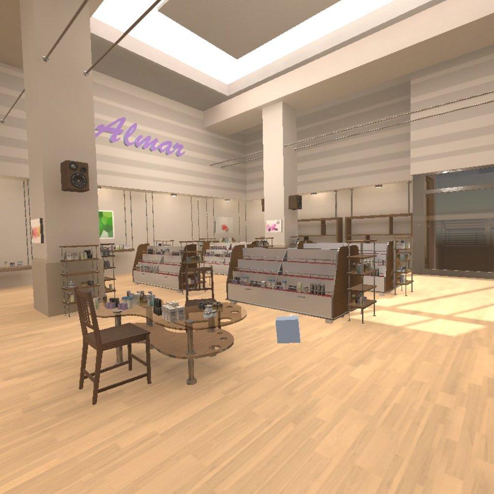 The VR Almar Sales Showroom