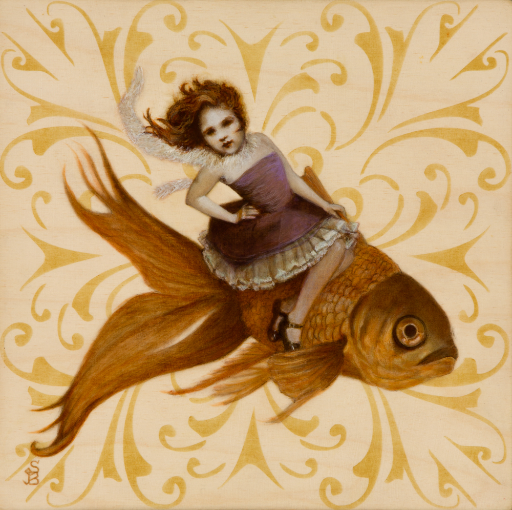 Goldfish Girl, 2016