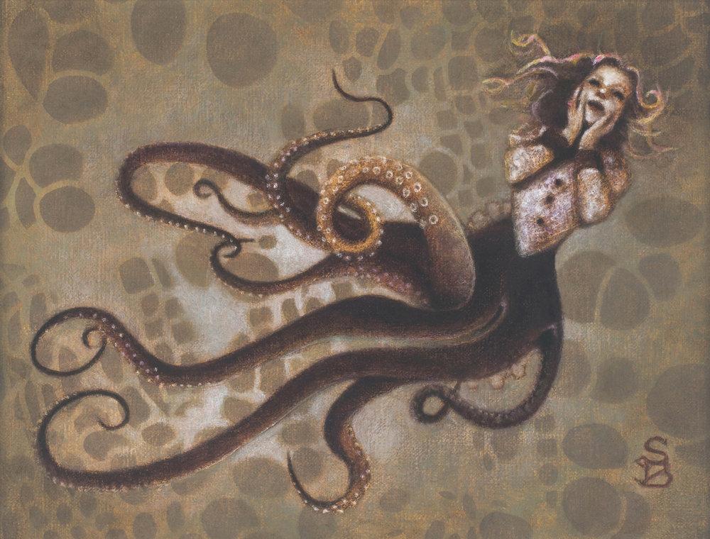 Octopus Girl, 2016