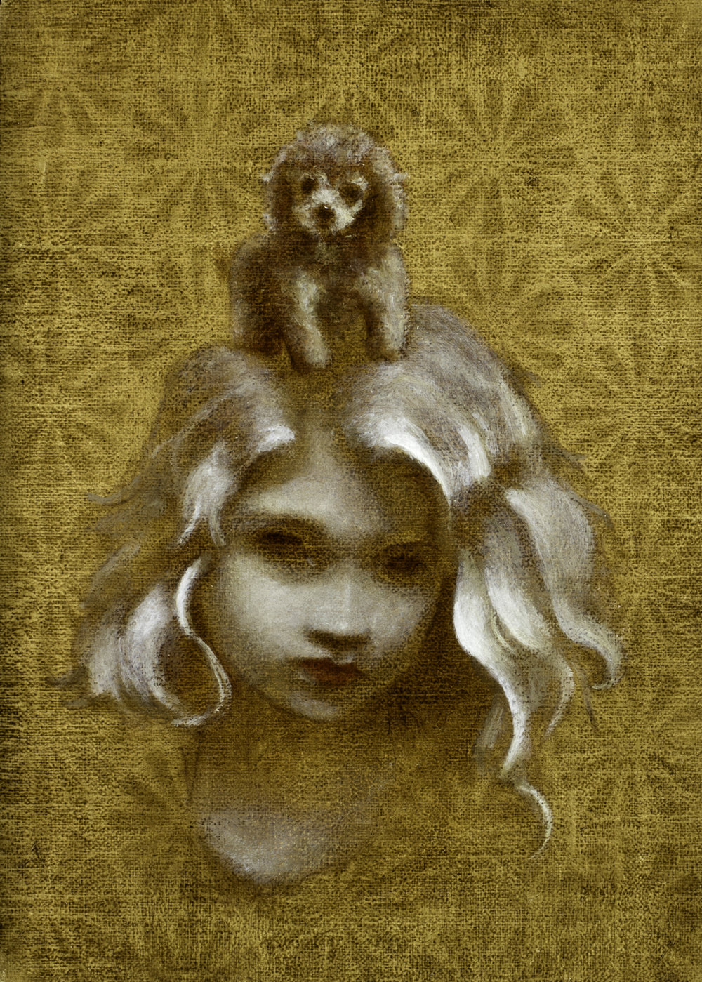 Poodle Girl