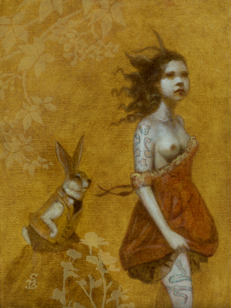 Rabbit Girl