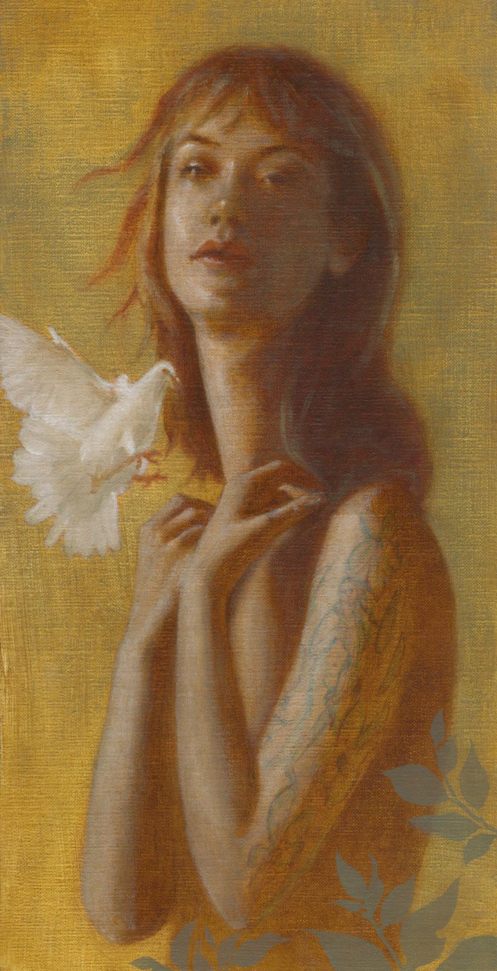 Dove Girl