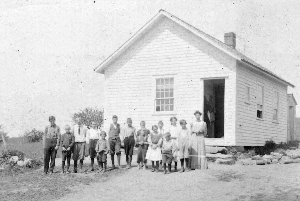 Hemlock Hill School, also known as Southwest School and #3. This school was on Back Dalton Road.