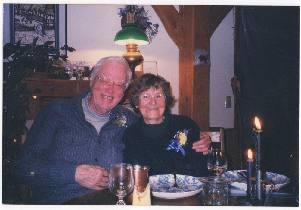 Carolyn & Arnold Westwood
