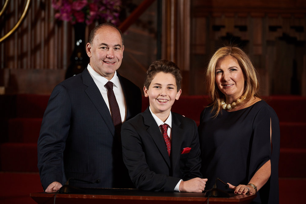 Chicago Bar Mitzvah