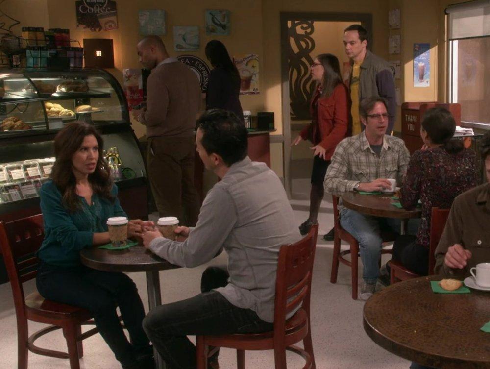 On 'The Big Bang Theory' as Leslie