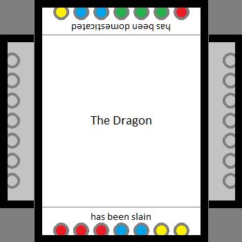 Original saga card concept