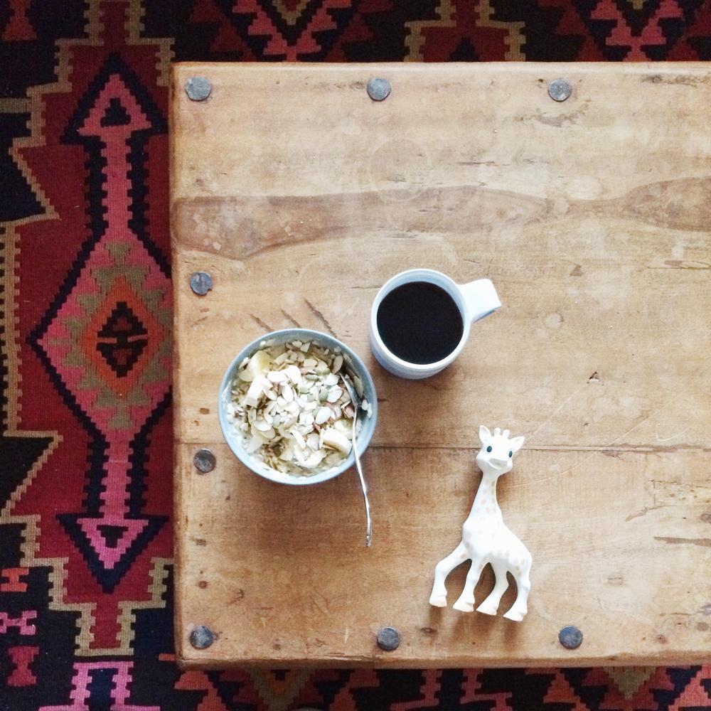 vintage rug boho