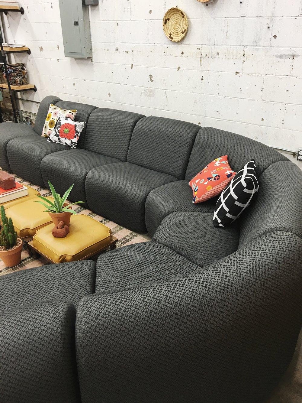 vecta chunky 70s sofa