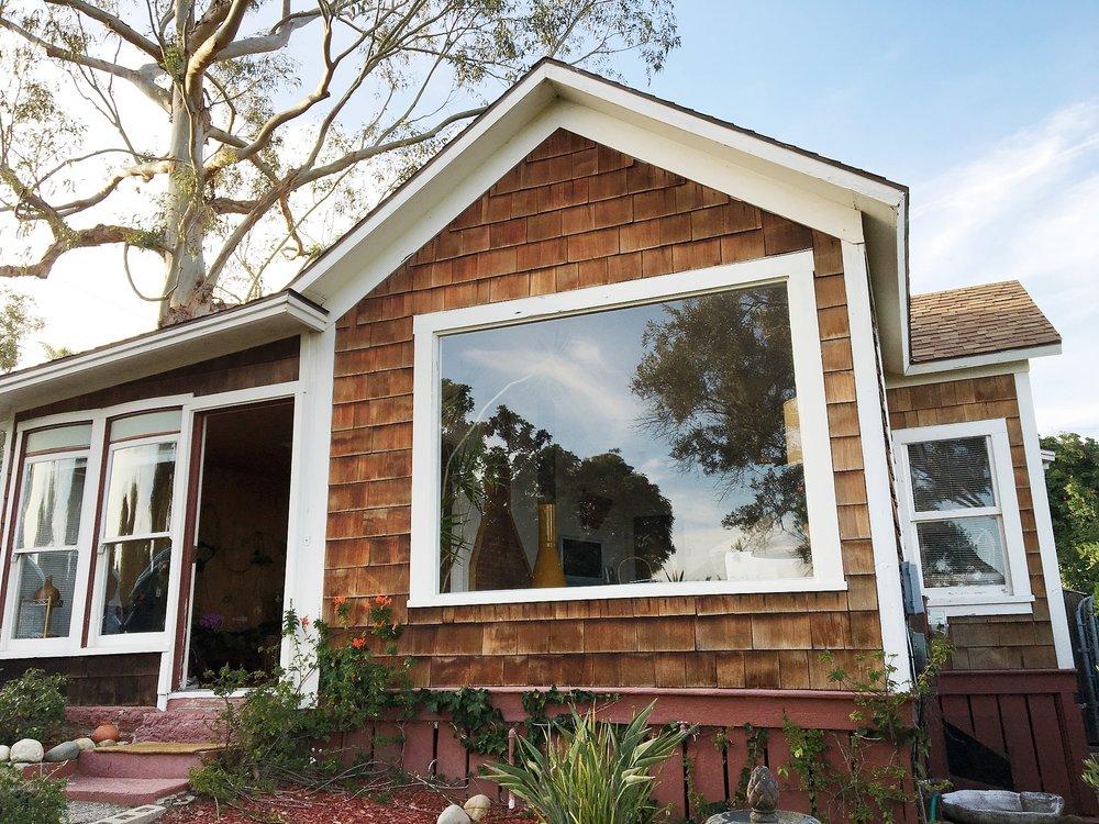 California Boho Modern Airbnb
