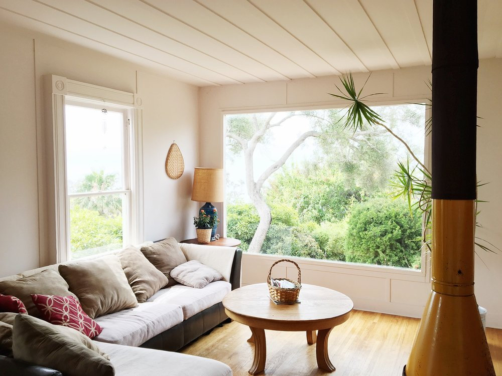 California Modern Boho Beach Airbnb Home