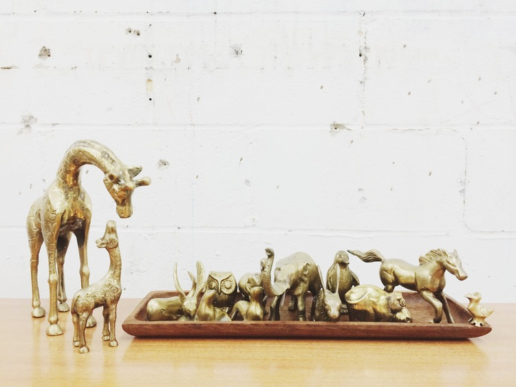 brass-animal-collection