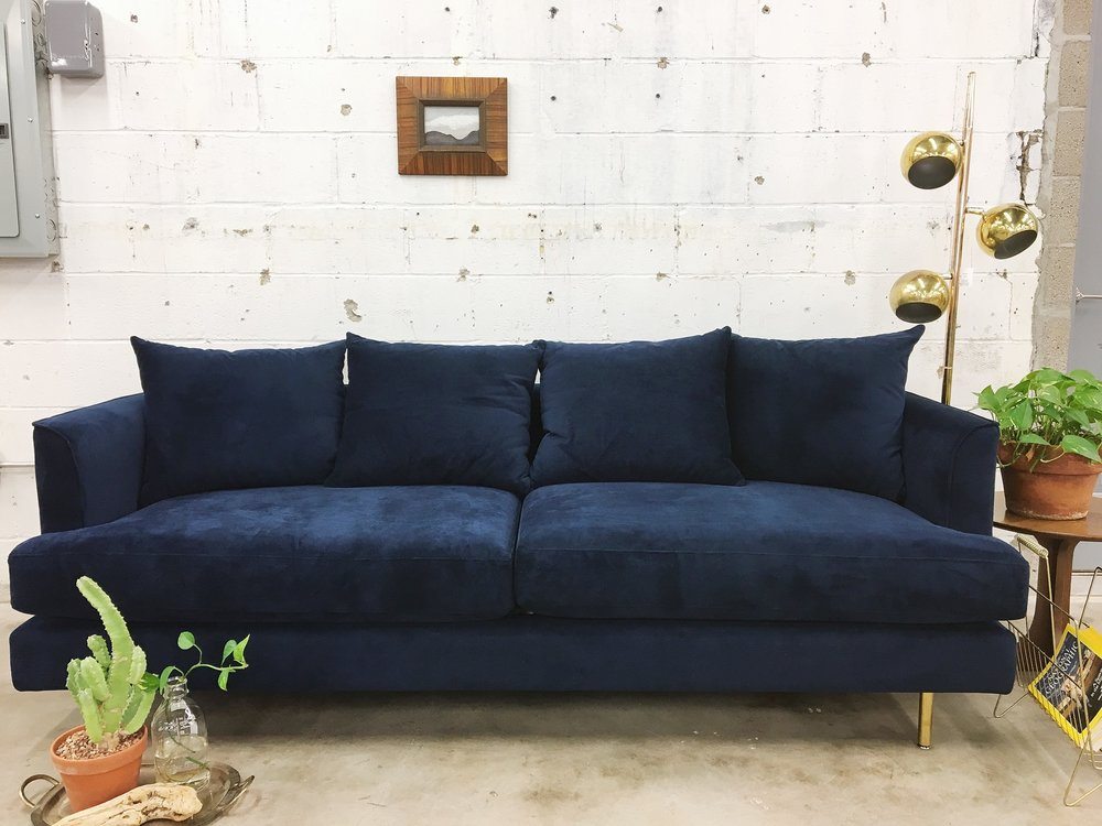 Attractive Midcentury Sofa Tulsa