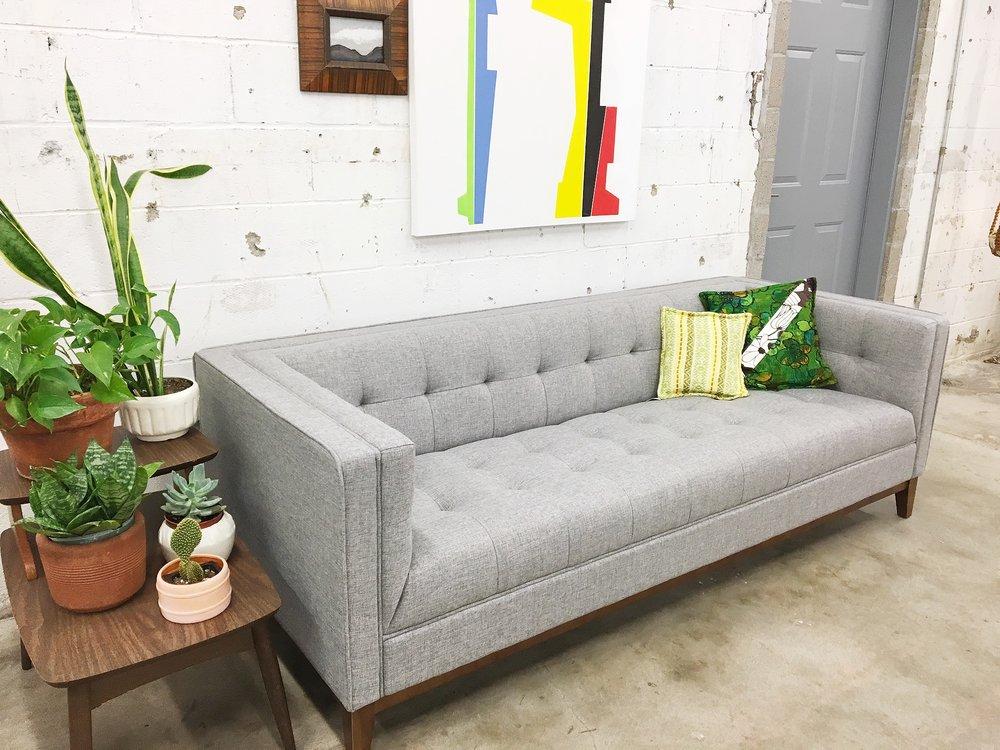 Lovely Modern Sofa Tulsa Oklahoma