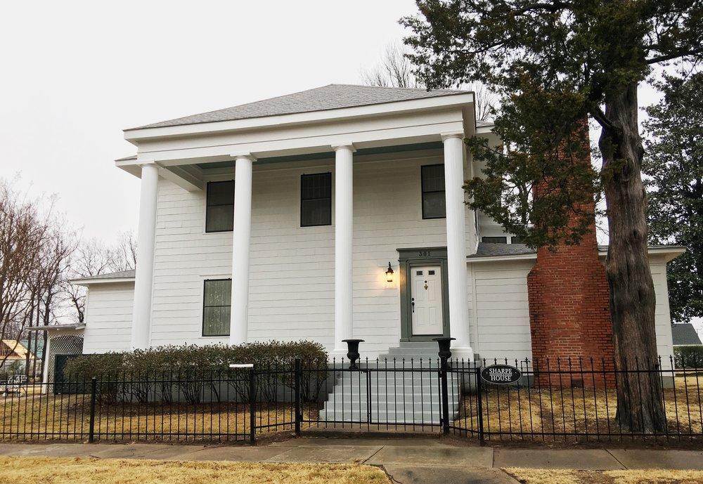 sharpe-house