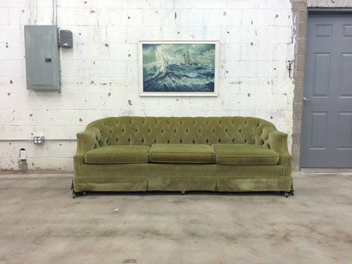 vintage couch. Fine Couch Before On Vintage Couch E