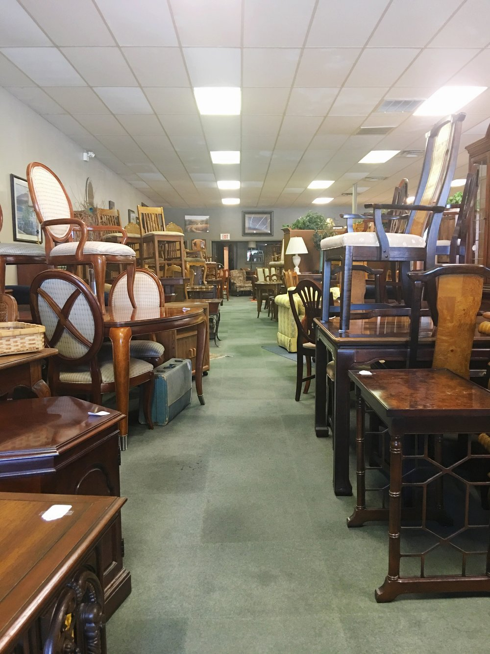 Elegant Tulsa Consignment Shops