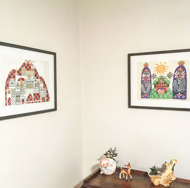 Mary Blair prints