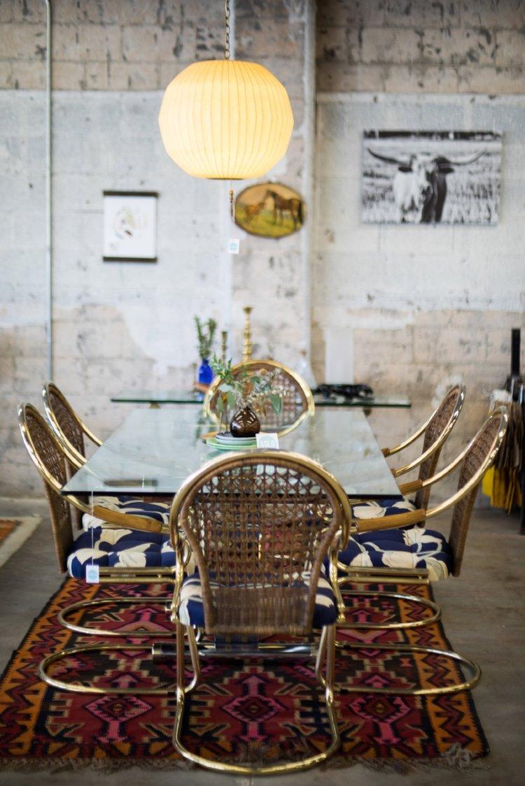 Modern Furniture Tulsa vintage shopping in tulsa: curated vintage — retro den