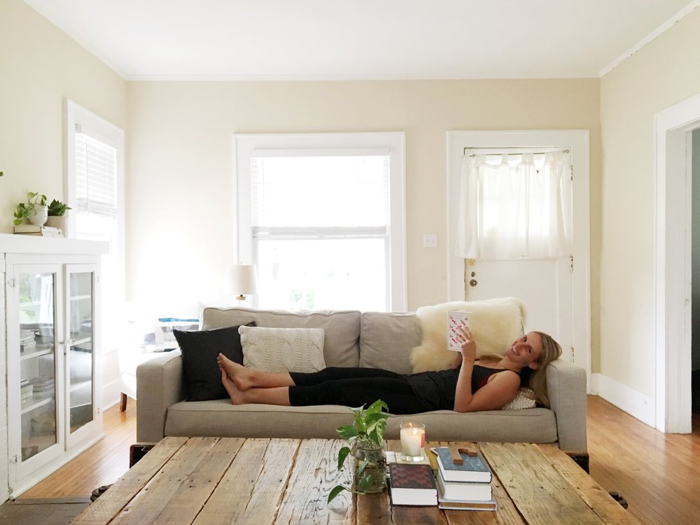 Home Styling Before After A Bright Tulsa Home Layered with
