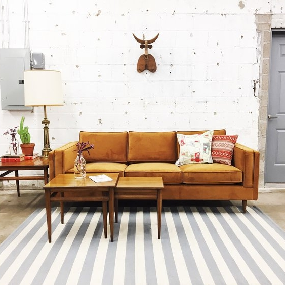 Gus* Modern - We always say a home needs old plus new to be complete. That's why we carry Gus* Modern vintage inspired furniture.Check out our lovely floor models in person or the full line of Gus* Modern all available to order from our shop.
