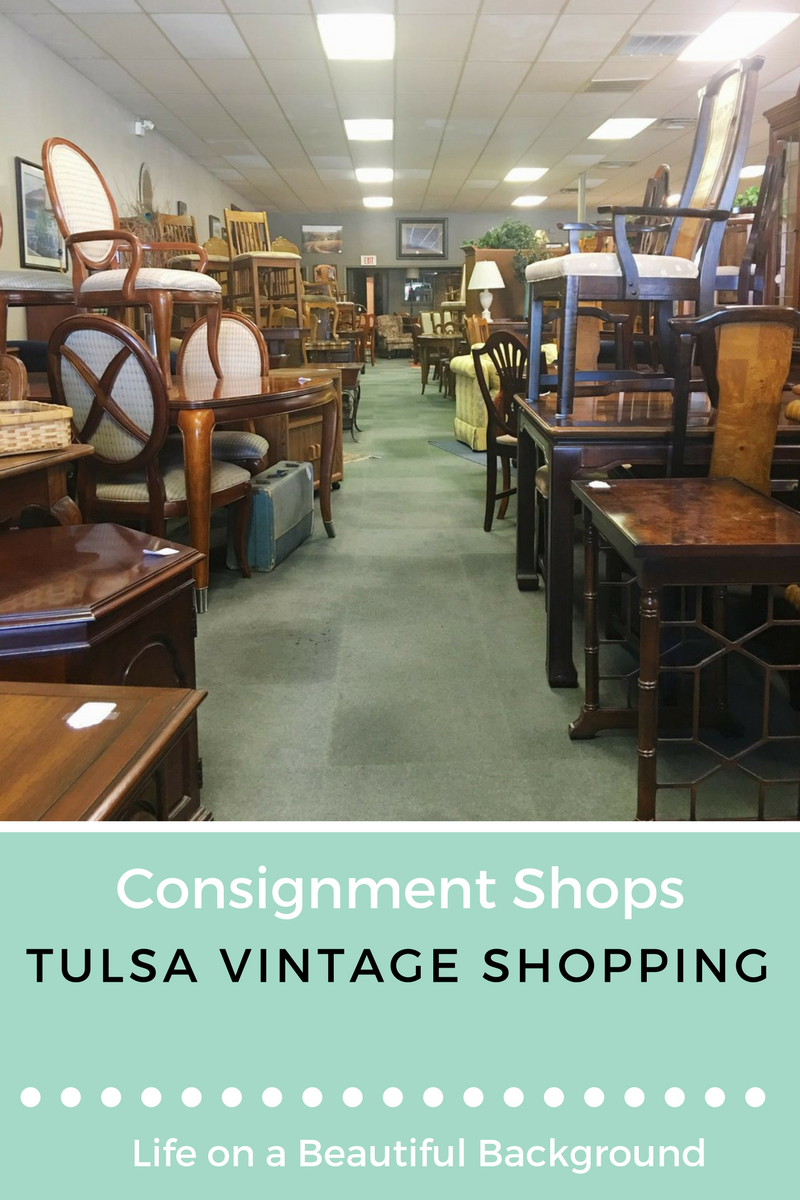 Tulsa Consignment Shops