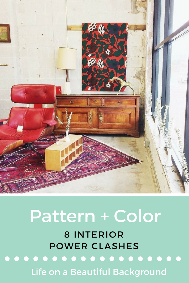 Styling with Pattern & Color