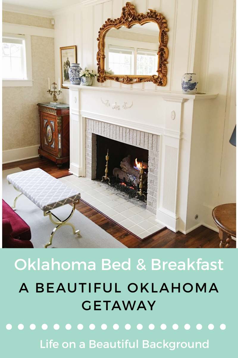 Oklahoma Bed and Breakfast
