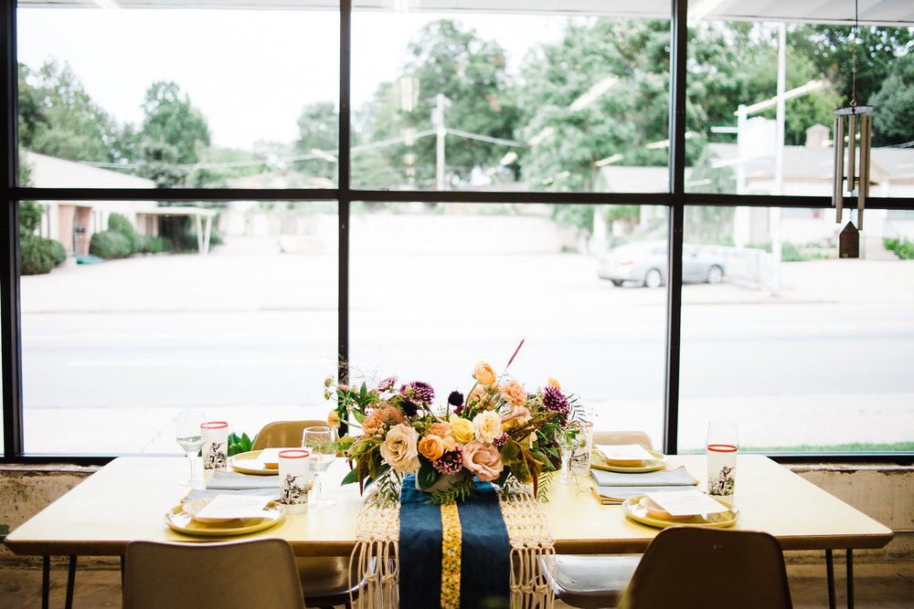 tulsa thanksgiving tables