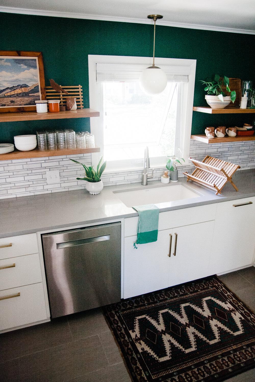 Contemporary Love Lane Kitchen Collection - Kitchen Cabinets | Ideas ...