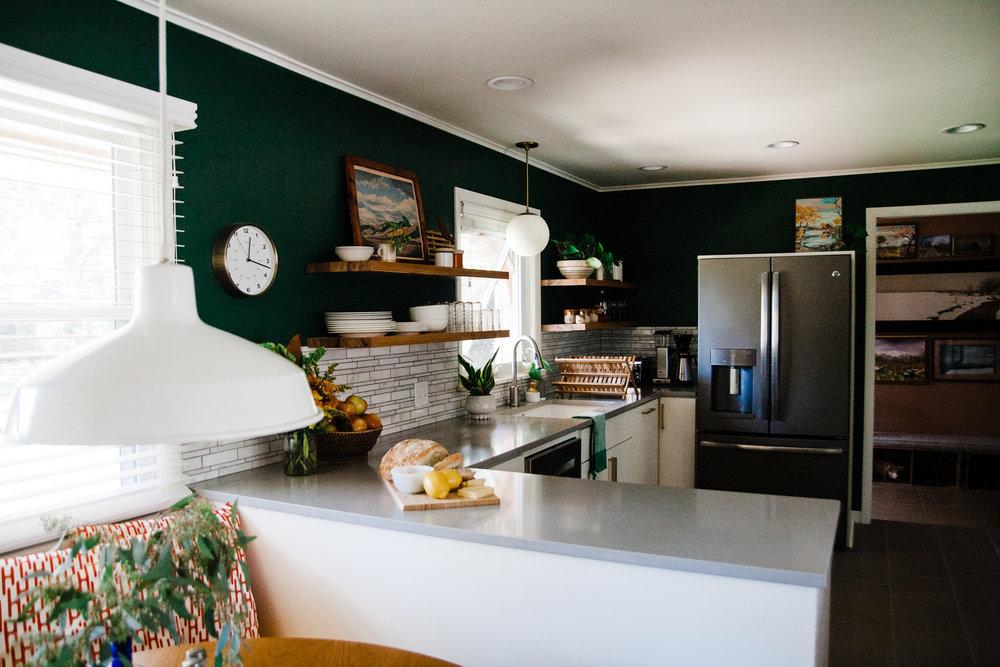 modern tulsa kitchen update