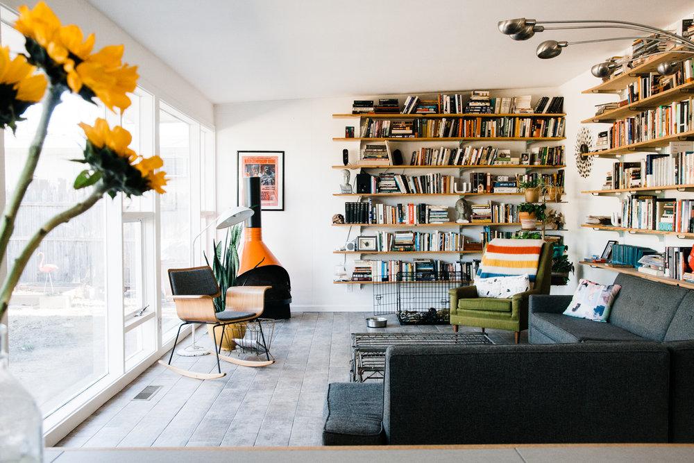 Lortondale Mid-Century Modern House in Tulsa -